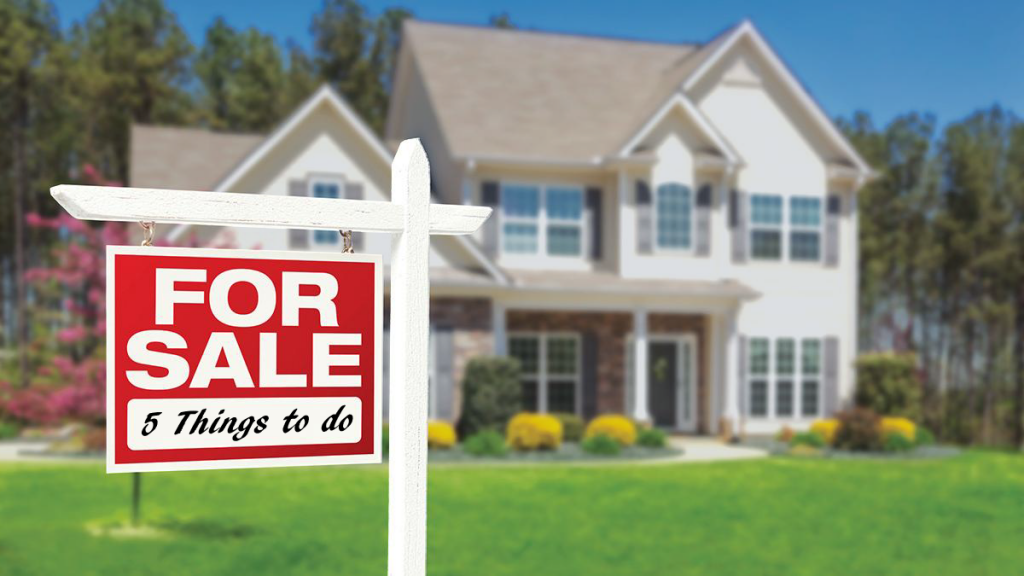 Magilla lists five important things to do when buying a house